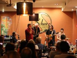 Bratislavské jam-sessiony Fedora Freša v klube Kafe Scherz