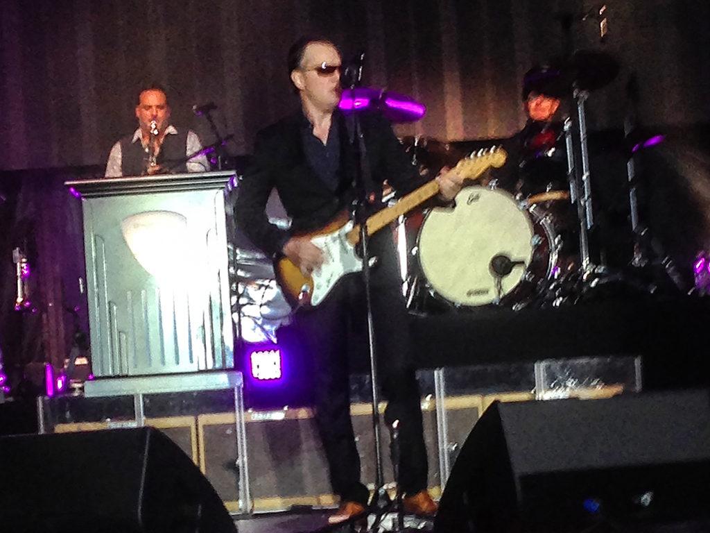 V Budapešti koncertoval americký gitarista a spevák Joe Bonamassa
