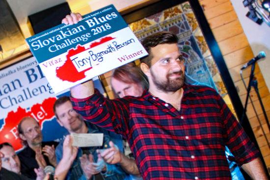 Víťaz celoslovenskej bluesovej súťaže je z Košíc