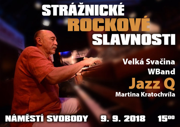 Strážnické rockové slavnosti budou letos ve znamení legendy českého jazzrocku.