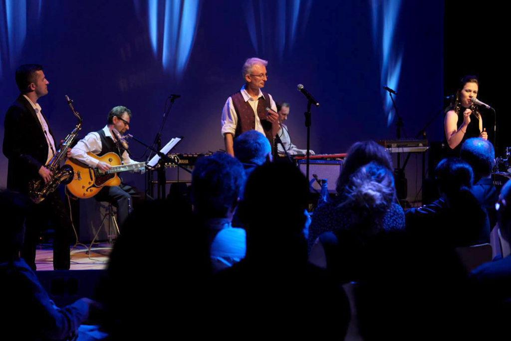 Kiero Grande na Galicja Blues Festivale v Poľsku