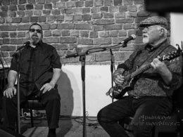 Bill Barrett & Brad Lewis v hradeckém klubu Satchmo