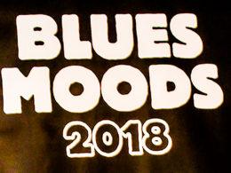 Bluesový festival Blues Moods 2018 v Trnave