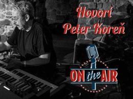 Rozhovor s Petrom Koreňom slovenským hráčom na Hammond organ