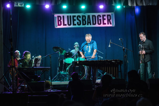 Devátý ročník festivalu Bluesbadger 2018 v Sokolovně v Lázních Toušeň u Prahy