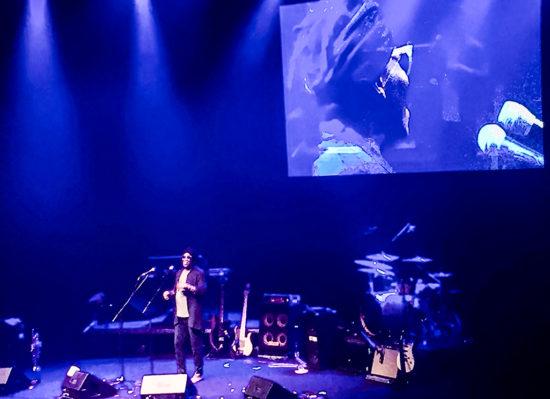 Richard Bona na festivale One Day Jazz 2018 v Bratislave