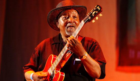 Zomrel bluesový gitarista Jody Williams patril k najžiadanejším gitaristom v Chicagu