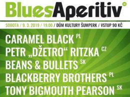 Blues Aperitiv 2019 Šumperk