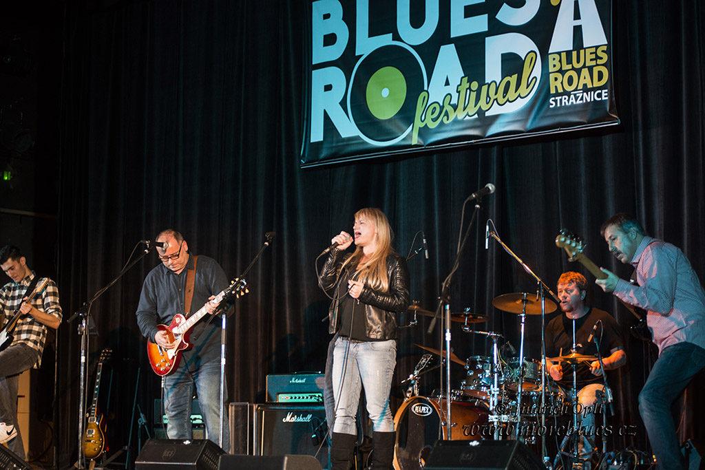 Bluesový festival Blues Road 2018 Strážnice