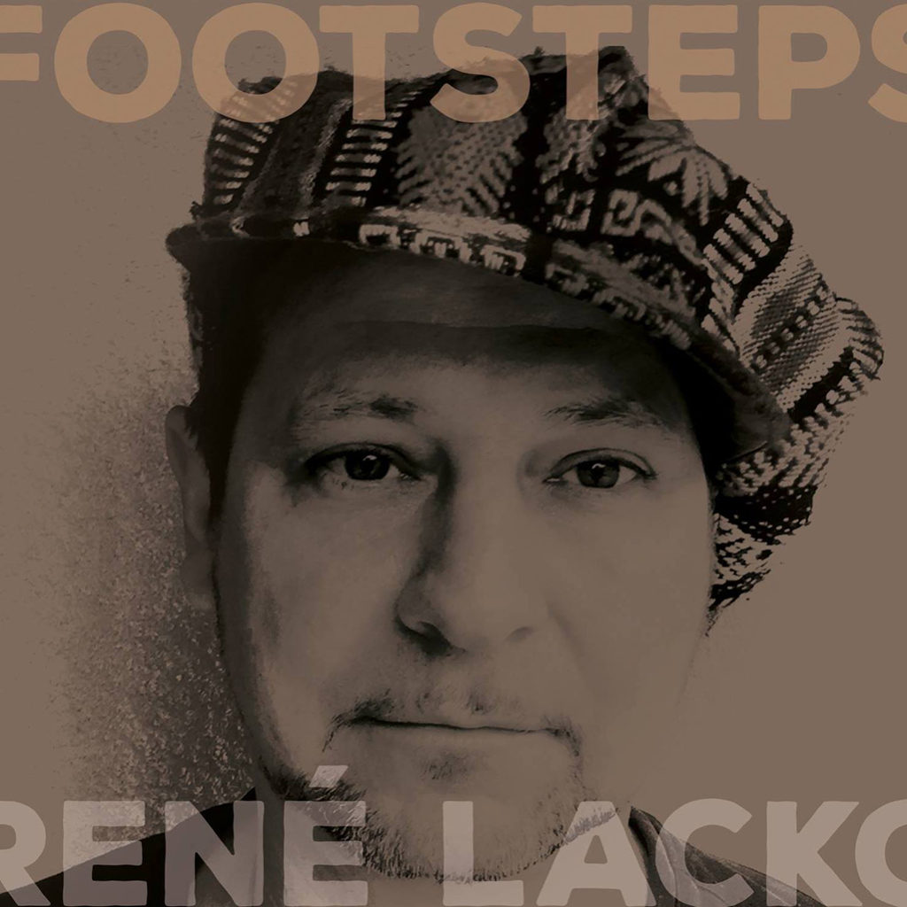 CD René Lacka Footsteps