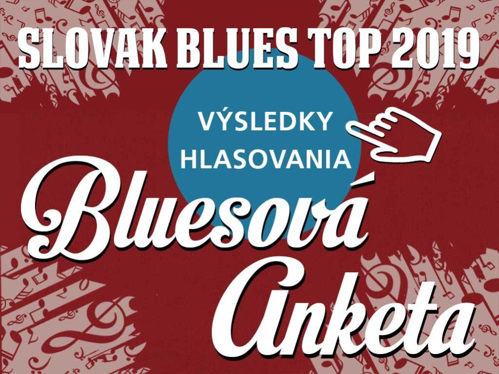 Slovak Blues Top 2018 Výsledky hlasovania