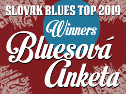 Viťazi ankety Slovak Blues Top 2019