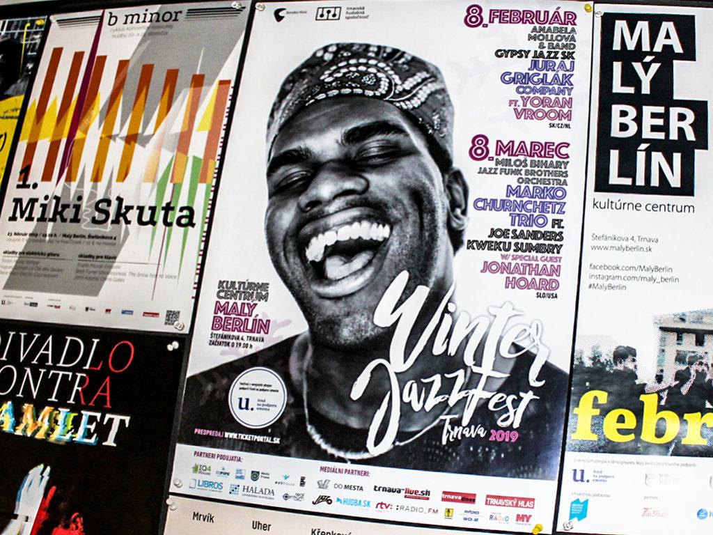 Festival Winter Jazz Fest Trnava 2019