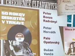 Spomienka 50 rokov diskoték v Trnave