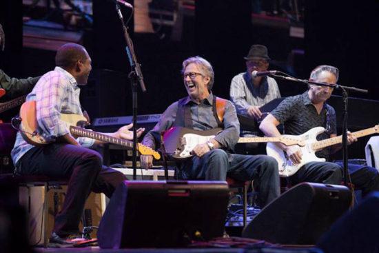 Eric Clapton ohlásil nový ročník Crossroads Guitar Festivalu
