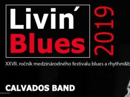 Festival Livin Blues 2019 v Bratislave