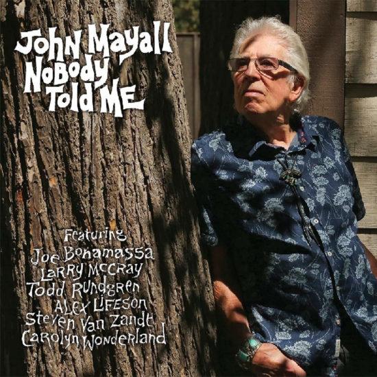 John Mayall znova na cestách aj s novým albumom