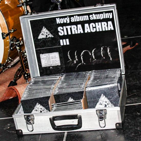 Koncert kapely Sitra Achra v Bratislave v .klub pod lampou