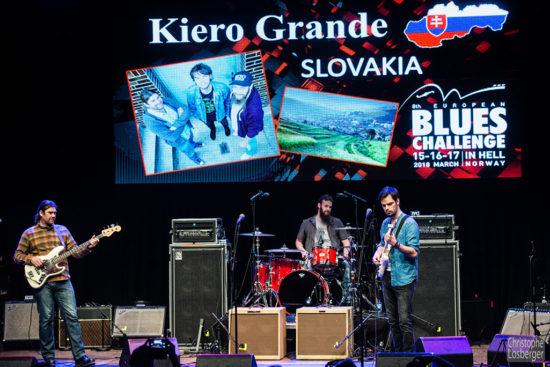 Skupina Kiero Grande pripravuje nový album