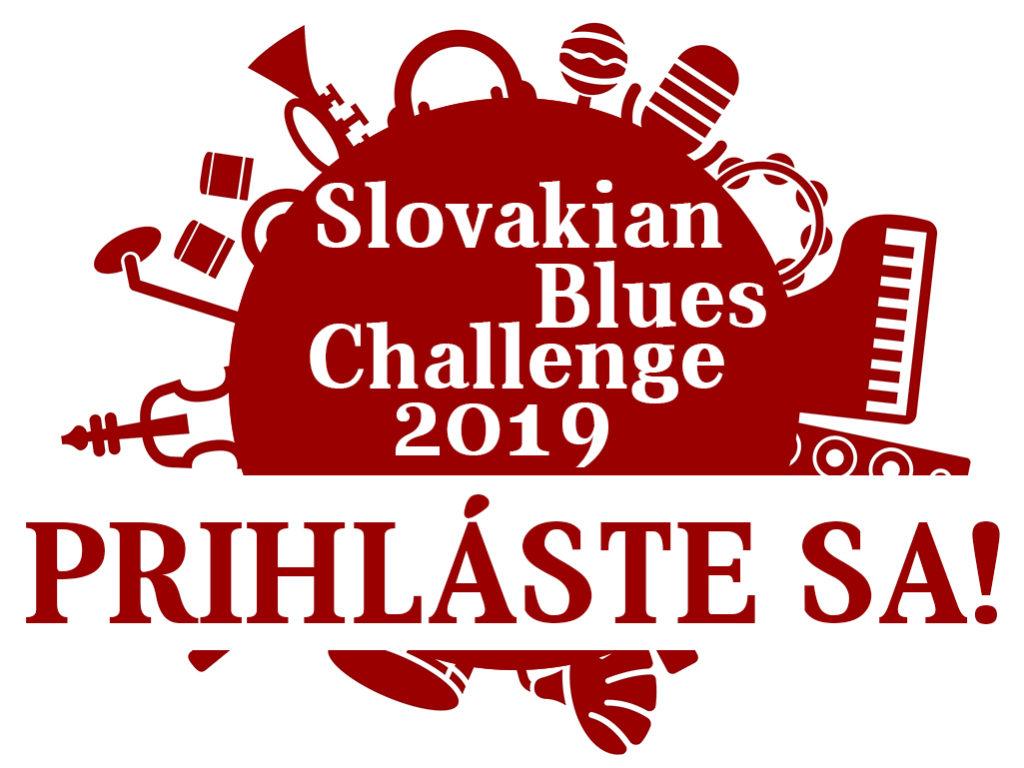Slovakian Blues Challenge 2019 Prihláste sa do bluesovej súťaže