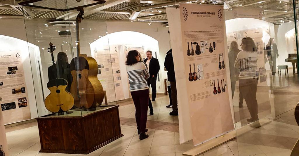 Ľuboš Beňa a Bonzo Radványi, Dobro a blues v Slovenskom národnom múzeu