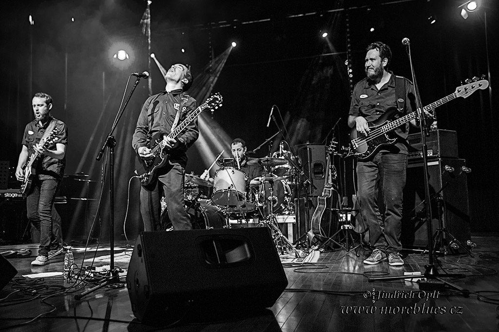 Festivalu Bluestracje 2019 Jarní bluesový svátek v polském Chorzově
