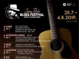 Jerry Ricks Blues Festival 2019