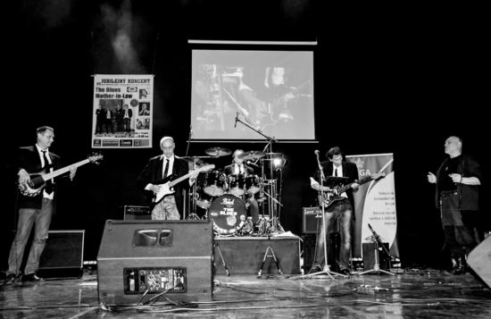 Jubilejný koncert The Blues Mother-In-Law v Trnave