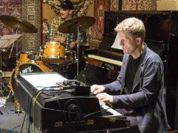 Poľský klavírista Piotr Wyleżoł Band zahral v Piešťanoch