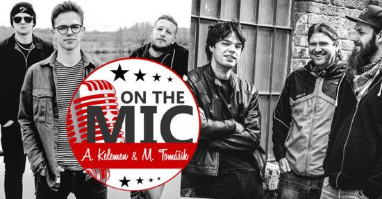 Rozhovor On The Mic Ady Kelemen & Martin Tomášik