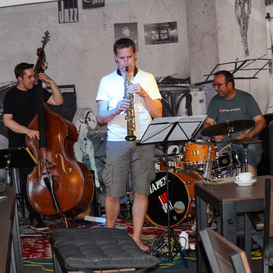 Bernhard Wiesinger Quartet v Piešťanoch