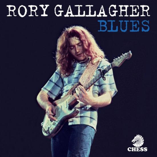 Nové spomienkové CD Rory Gallagher - Blues