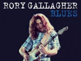 Vyšlo nové spomienkové CD Rory Gallagher - Blues