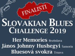 Slovakian Blues Challenge 2019 Finalisti