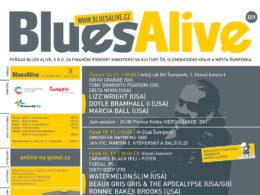 Festival Blues Alive 2019 Šumperk