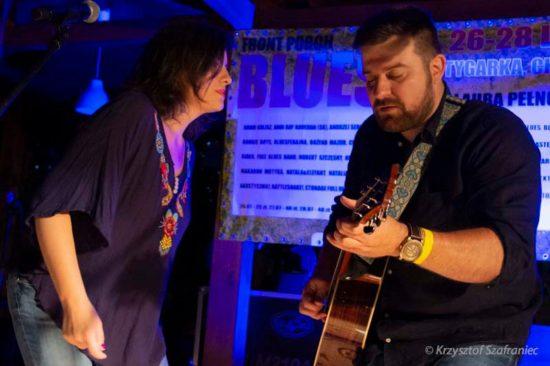 Festival Front Porch Blues 2019 v poľskom Chorzówe