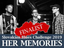 Her Memories Slovakian Blues Challenge 2019