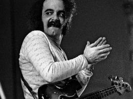 Umrel Larry Taylor basgitarista skupiny Canned Heat