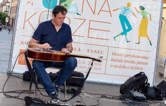 Henrich Novák & Peter Luha v Trnave