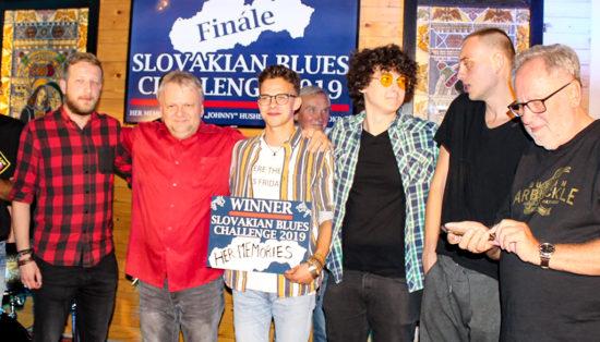 Slovakian Blues Challenge 2019 Finále