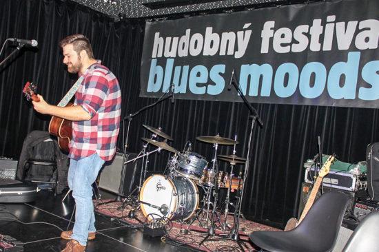 Festival Blues Moods 2019 v Trnave