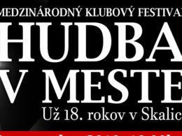 Medzinárodný festival Hudba v Meste 2019 Skalica