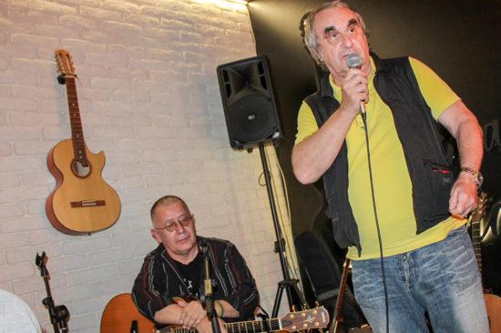 Dura & Blues Club krstil album Buterfláje lecá