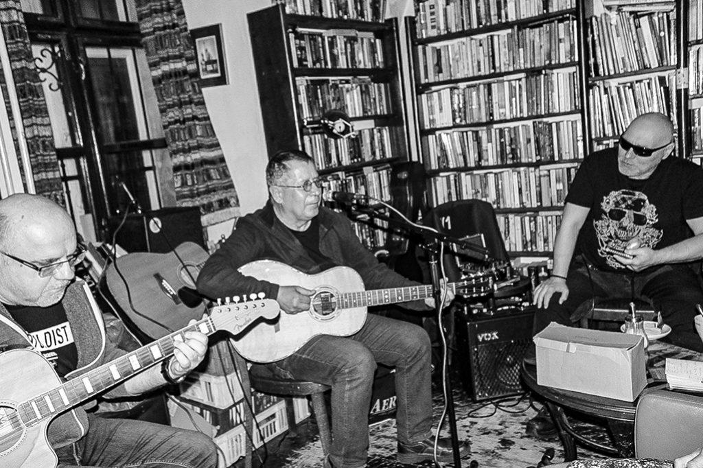 Dura & Blues Club v bratislavskom klube Next Apache