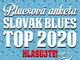 Bluesová anketa 2020 Slovak Blues Top Hlasujte!