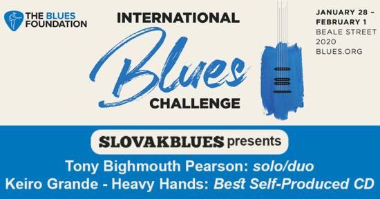 Slovenskí bluesmeni znova v Amerike