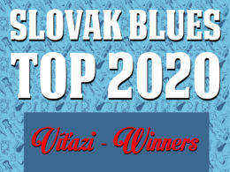Slovak Blues Top 2020 Víťazi