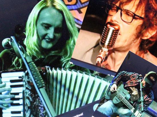 Petra Börnerová Trio a Justin Lavash Online