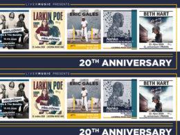 20. sezóna Prague International Bluenight odstartuje v náhradních termínech