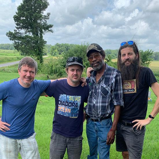 Trio Band Of Heysek nahralo nový album v Amerike
